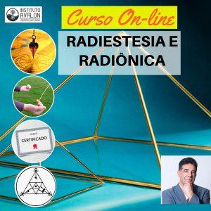 curso de radiestesia e radiônica