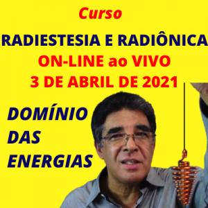 Curso de Radiestesia e radionica